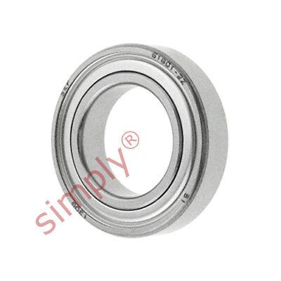 Agressief Skf 618012z Metal Shielded Thin Section Deep Groove Ball Bearing 12x21x5mm Een Grote Verscheidenheid Aan Goederen