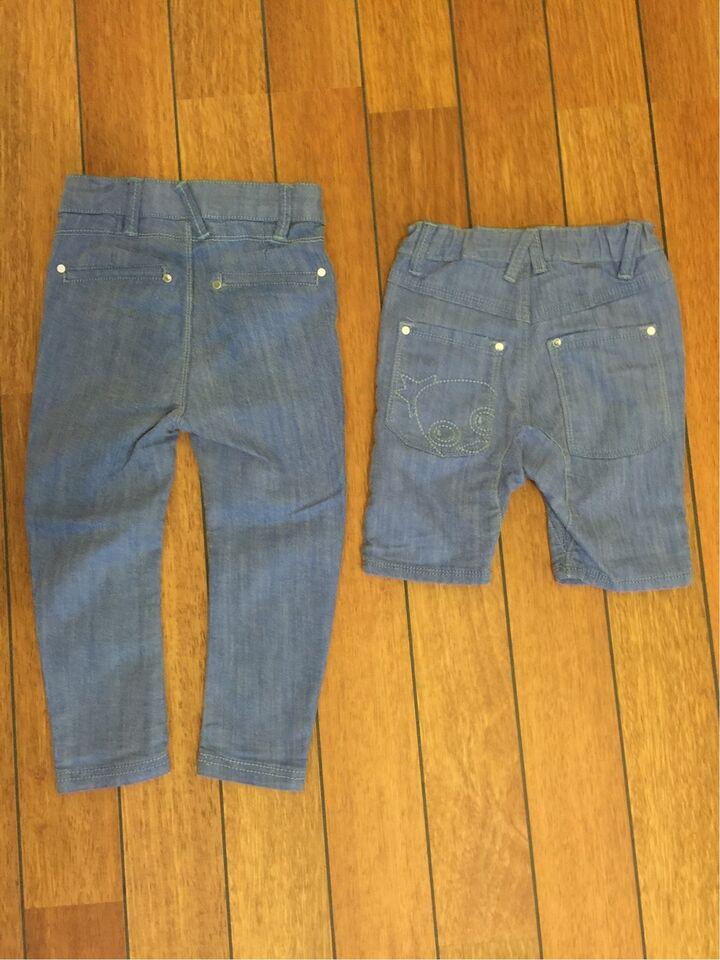 Bukser, Shorts knikers bukser sommertøj, Mini Nümpf