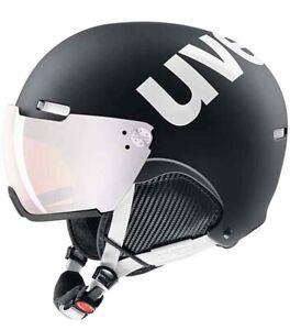 UVEX-HLMT-500-VISOR-ski-helmet-Gr-59-62