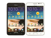 Samsung Galaxy Note Lte Sgh I717 - 16gb At&t Unlocked Smartphone -