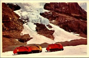 Postcard-Snowmobile-At-Columbia-Icefields