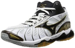 the latest 98832 40537 Image is loading MIZUNO-Volleyball-Shoes-WAVE-TORNADO-X-MID-White-
