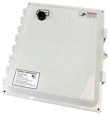 Elimia Air Compressor Pump Motor Starter 208 230v Coil 45 65 Amp Nema 4x 20 Hp