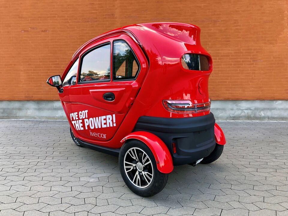 Andet mærke Ive Car, 2018, km