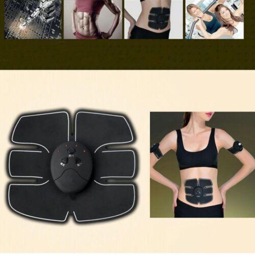 Estimulador y Entrenador Muscular-Muscle Stimulator Trainer Abdominal Training