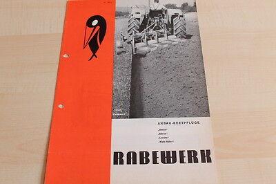 Prospekt 02/1972 Be Friendly In Use Fashion Style 144494 Amsel & Meise & Lerche Rabewerk Beetpflug