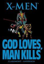 God Loves, Man Kills by Chris Claremont (2011, Paperback)