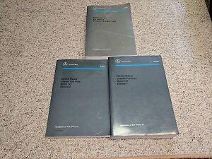 1977 1980 mercedes benz 450sl 450slc 4 5l shop service repair manual rh ebay com 1980 450SL 1976 mercedes 450sl repair manual