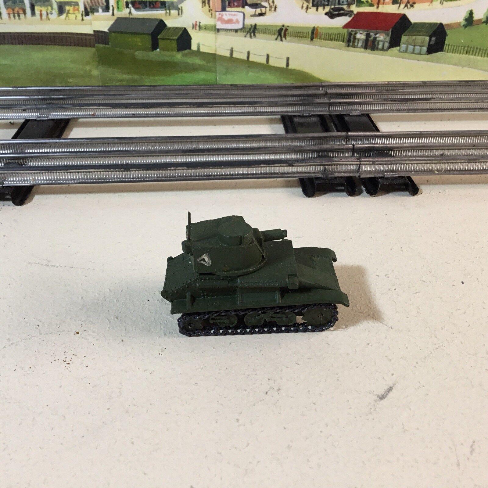 Dinky Toys Pre War No. 152A Light Tank