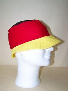 Old-GDR-Cap-Hat-Cap-Mason-Black-Red-Yellow