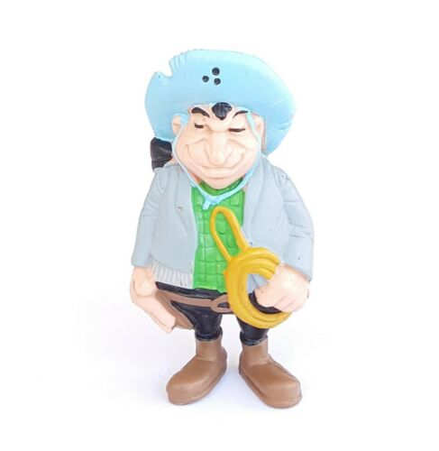 FIGURINE COLLECTION LUCKY LUKE SCHLEICH 1984 W.GERMANY LE MEXICAIN 7,5 CM