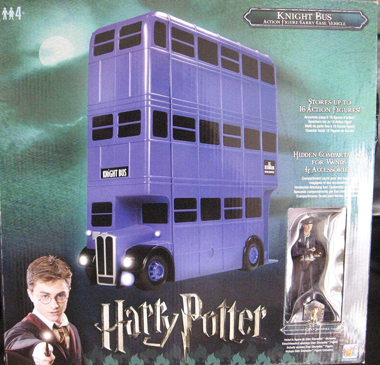 Harry Potter Knight Bus Action Figure Custodia da Popco Entertainment