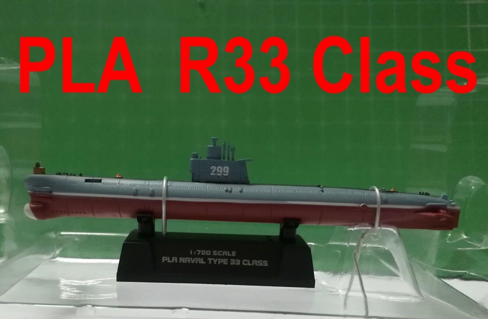 Trumpeter SSK 37322 1/700 PLA Navy R33 Submarine SSK Trumpeter Warship Model Plastic Kit dbb7d4