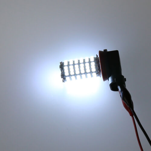2X Super bright H11 120-SMD Fog//Driving Car Head light DRL LED Bulbs 6500K 12V