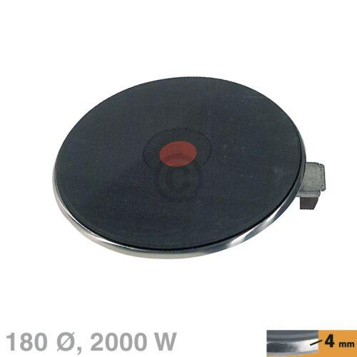 Plaque de cuisson 180mmø 2000 W 230 V EGO 13.18474.040