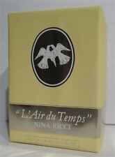 NINA RICCI L'Air du Temps 7,5ml PARFUM 1/4oz GOLD Beschrift. NEU RAR Old Formula