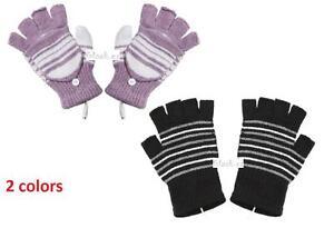 Beheizte-USB-Handschuhe-Beheizte-fingerlose-Handwaermer-fuer-Winter-A607