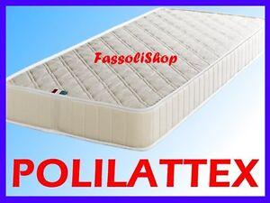 Materasso per divano letto pieghevole ortopedico polilattex 140x190 h 14 ebay - Materasso divano letto pieghevole ...