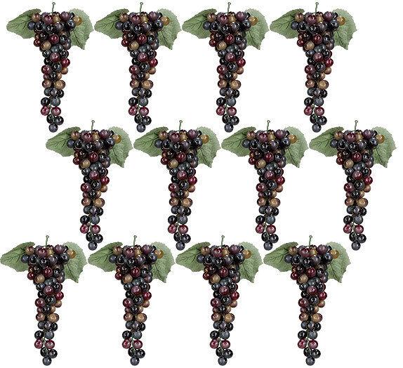 LOT OF 1080 Grape Artificial Fruit Home Garden Decor BU