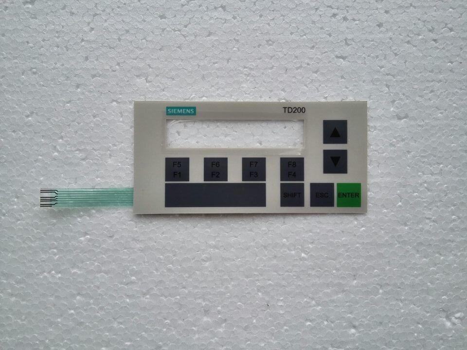 1PC SIEMENS 6ES7272-0AA20-0YA0 6ES7 272-0AA20-0YA0 TP200 keypad predective film