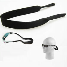"Eyeglass Sunglass Neoprene Fishing Retainer Cord Eyewear Strap Holder Band 15"" B"