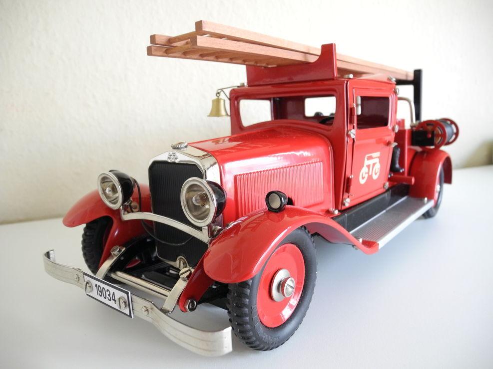 Märklin 19034 pompiers pompier avec neuf dans sa boîte neufs