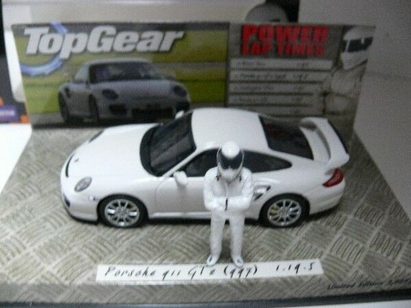 143 Minichamps PORSCHE 911 gt2 Top Gear 519436630