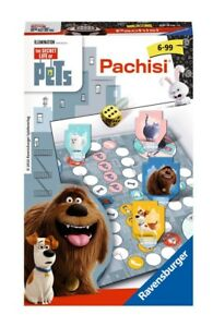 PETS-PACHISI-Wuerfelspiel-Ravensburger-23418-NEU