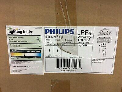 Philips Stonco LytePro 40W Small Floodlight LED Fixture