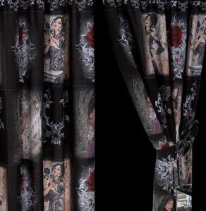 Alchemy gothic vorh nge story of the rose vampir for Einrichtung deko shop
