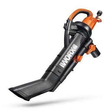 Worx WG500.2 TriVac 3-in-1 Leaf Blower/Mulcher/Vacuum