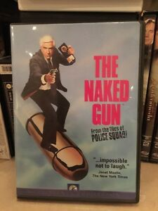 The Naked Gun: From the Files of Police Squad! ( (DVD