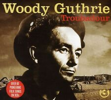 Woody Guthrie - Troubadour [New CD] UK - Import
