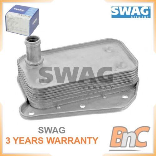 # Véritable SWAG Heavy Duty Moteur Refroidisseur D/'Huile Pour Mercedes-Benz Jeep