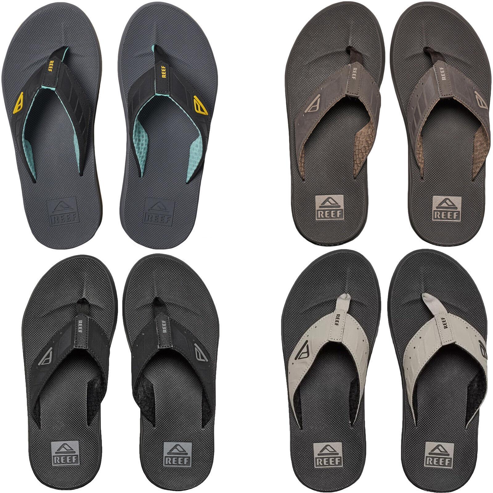 Brown 16 Reef Mens 002046 Phantoms Sandal