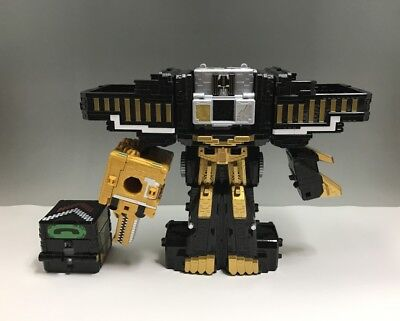 Power Rangers Zyuohger DX Zyuoh Cube Changer Transformation Morpher Megazord
