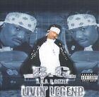 Livin' Legend [PA] by B.G. (Rap) (CD, Feb-2003, 2 Discs, In the Paint)