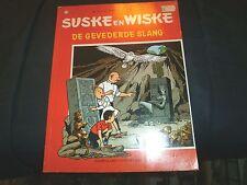 STRIP / SUSKE EN WISKE NUMBER  258: DE GEVEDERDE SLANG IN DUTCH