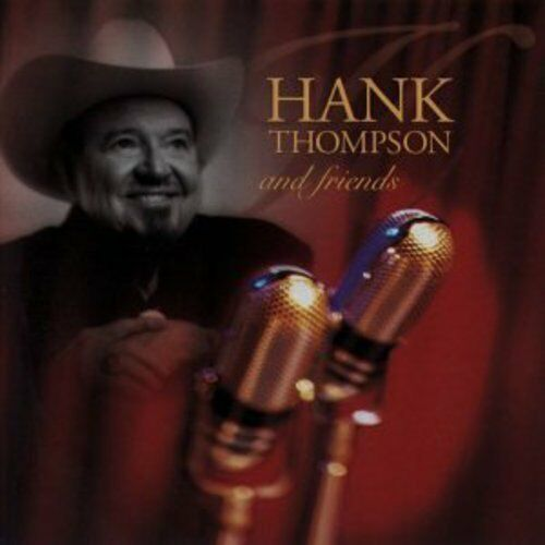 1 of 1 - Hank Thompson - Real Thing [New CD] Manufactured On Demand