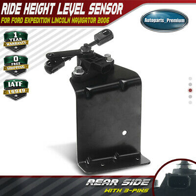 Rear Air Ride Height Sensor For Lincoln Navigator Ford Expedition 2006 5.4 V8 6L1Z5A967BC 6L1Z-5A967-BC