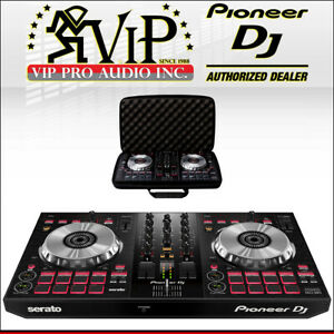 Details about Pioneer DDJ-SB3 Compact SERATO DJ CONTROLLER 2-CH + Magma  MGA47998 Case DDJSB3