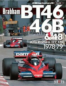 MFH-Book-NO8-Brabham-BT46-46B-48-1978-79-all-80-page-reference-Book