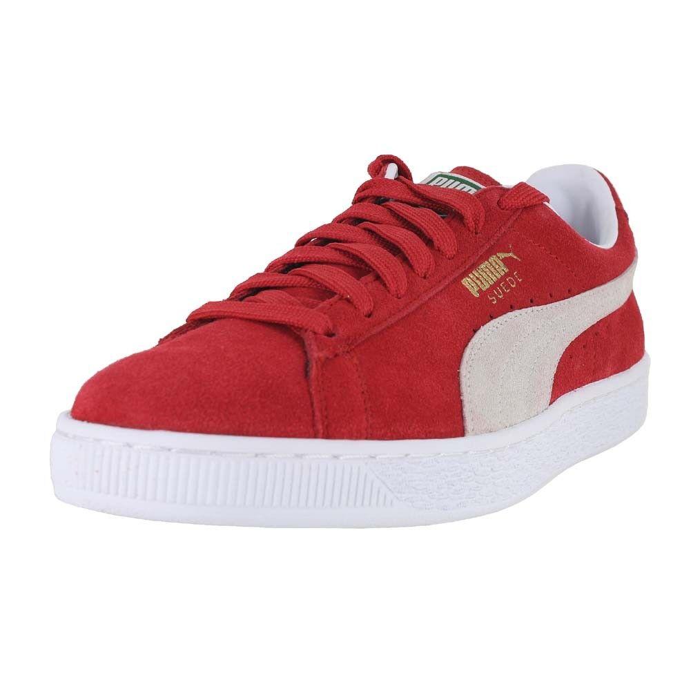 Puma Suede Classic Rojo   alto riesgo Rojo Classic 352634 65 Hombre nosotros tamaños c8fb1e