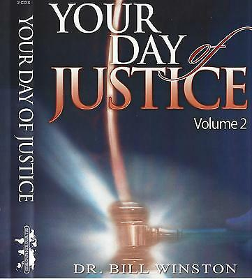 Your Day of Justice Bill Winston - Volume 2 - 2 DVD Teaching