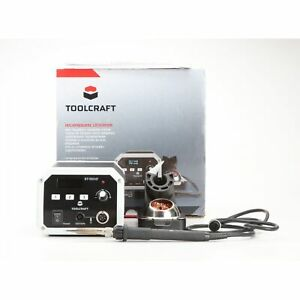 Toolcraft-ST-150-HF-Hochfrequenz-Lotstation-Digital-150-Defective-229621