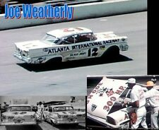 CD_822 #12 Joe Weatherly  1958 Ford   1:64 scale decals   ~OVERSTOCK~
