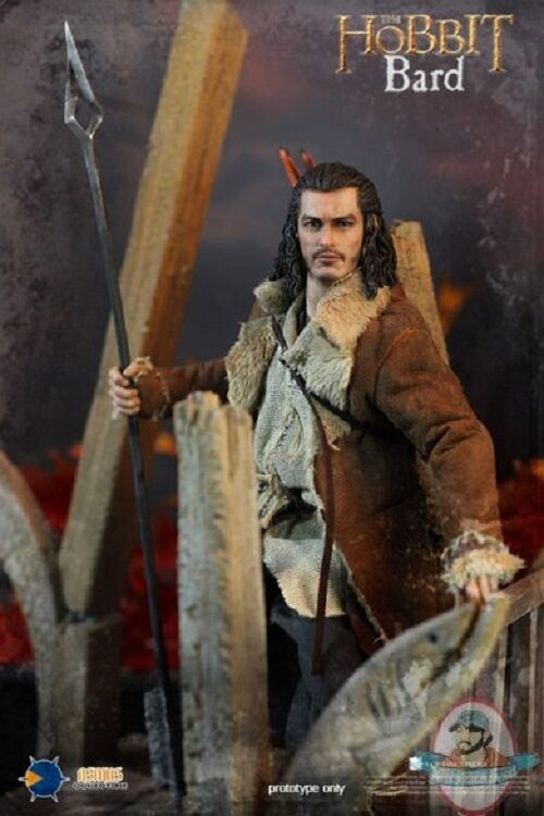 1:6 Scale Action Figure The Hobbit Hobbit Hobbit Series Bard by Asmus Toys 9ca357