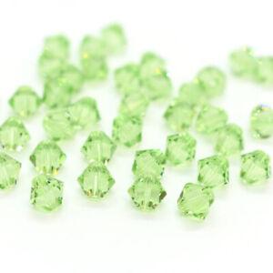 perle ancienne lot de 20 perle en verre couleur vert verte  13mm x 12 mm