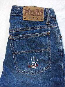 116369c72240a Mudd Cropped Jeans Womens Size 9 Straight Leg Medium Wash NWT | eBay