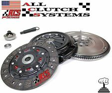 ACS STAGE 2 CLUTCH KIT+HD FLYWHEEL 1992-2000 HONDA CIVIC 1.5L 1.6L SOHC D15 D16